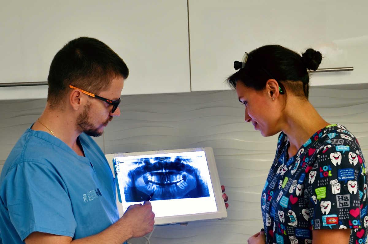 Badanie RTG - Dental4You