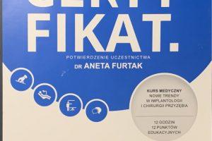 Agata Furtak - certyfikat -IMG_3897