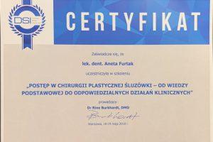 Agata Furtak - certyfikat -IMG_3898