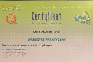 Agata Furtak - certyfikat -IMG_3903