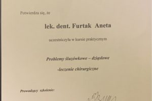 Agata Furtak - certyfikat -IMG_3905